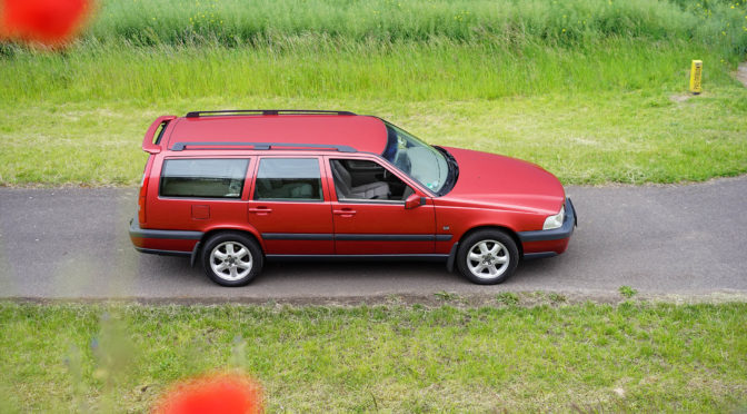 Volvo V70 XC AWD Cross Country 1998 – 24500 PLN – Poznań
