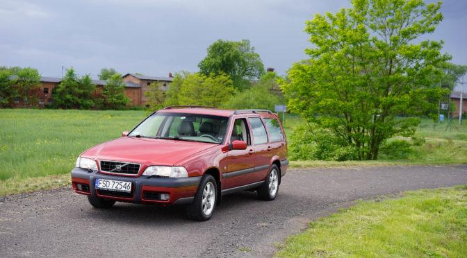 Volvo V70 XC AWD Cross Country 1998 – 24500 PLN – Poznań