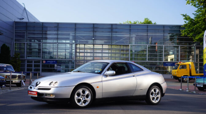 Alfa Romeo GTV 1998 – 18500PLN – Poznań
