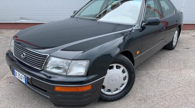 Lexus LS 400 1995 – 39900PLN – Starachowice