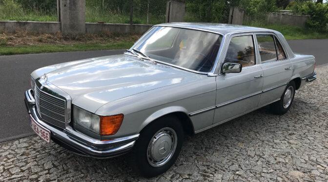 Mercedes 280 S W116 1974 – 89000PLN – Łódź
