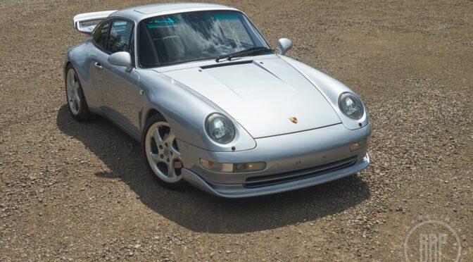 Porsche 911 Carrera 993 1994 – SPRZEDANE