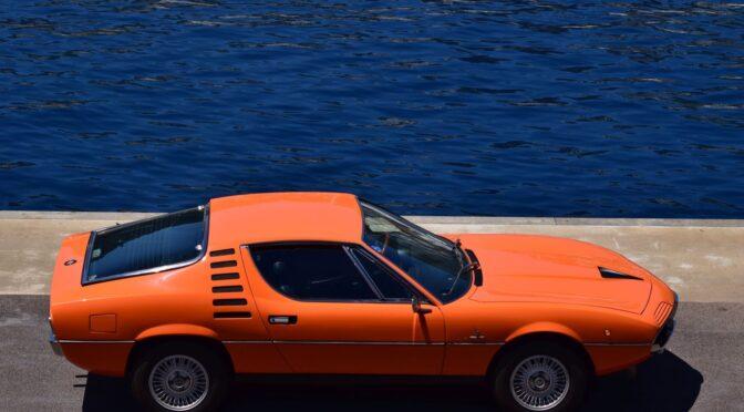 Alfa Romeo Montreal 1972 – Monako