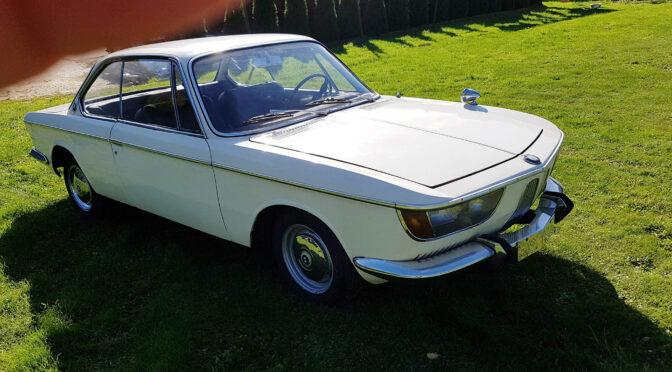 BMW 2000 CA 1966 – 100000PLN – Bielsko-Biała