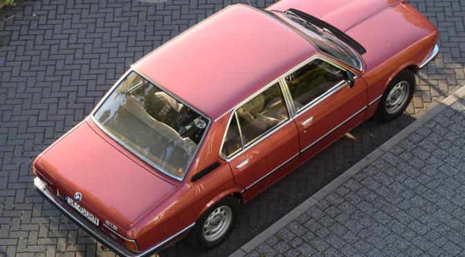 BMW 518 E12 1980 – SPRZEDANE