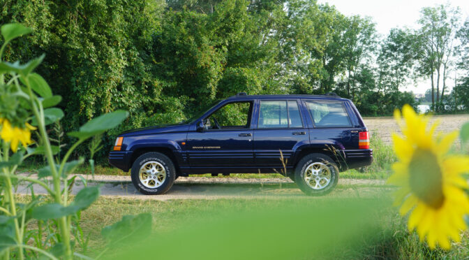 Jeep Grand Cherokee ZG 1999 – REZERWACJA