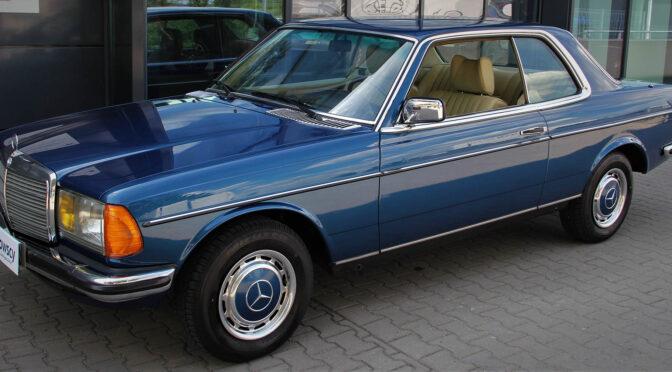Mercedes 230 C C123 1977 – SPRZEDANY