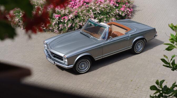 Mercedes 280 SL W113 Pagoda 1968 – 419000PLN – Jarocin