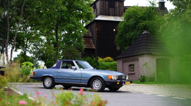 Mercedes 450 SL R107 1977 – SPRZEDANY