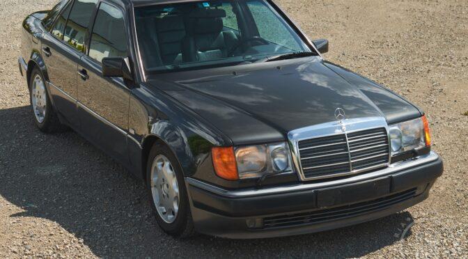 Mercedes 500E W124 1992 – 139000PLN – Dębe Wielkie