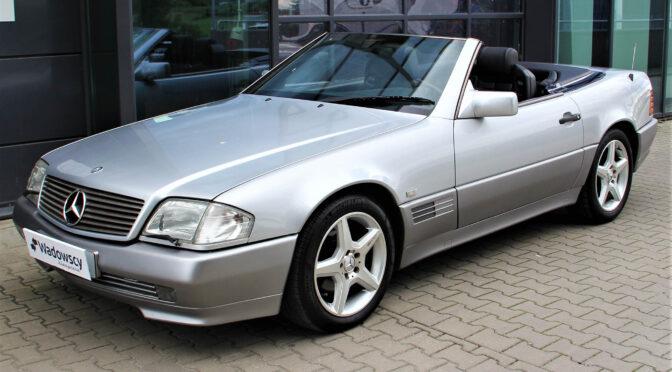 Mercedes SL 500 R129 1995 – 61000PLN – Gaj