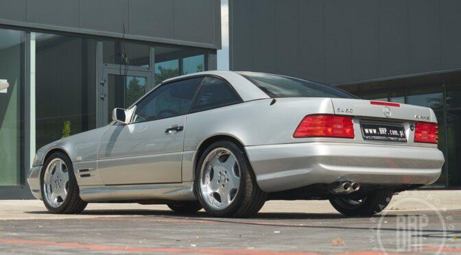 Mercedes SL 60 AMG R129 1997 – 239000PLN – Dębe Wielkie