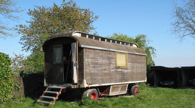Wagon cyrkowy – 14800 EUR – Niemcy