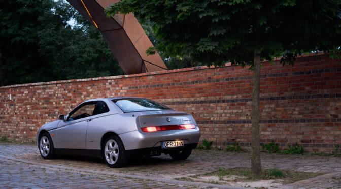 Alfa Romeo GTV 1998 – 15500PLN – Poznań