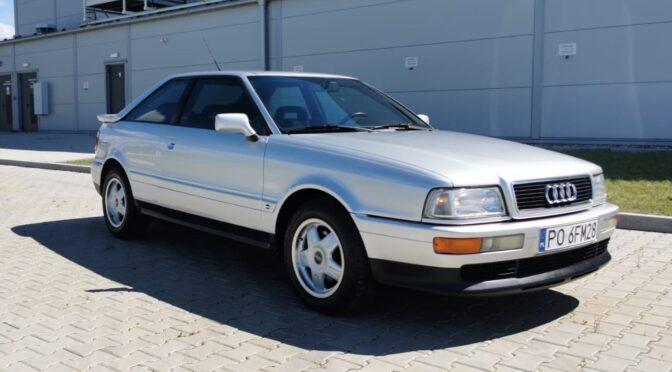 Audi Coupe 8B 1994 – 29000PLN – Poznań