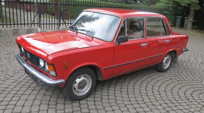 FSO 125p 1986 – SPRZEDANY