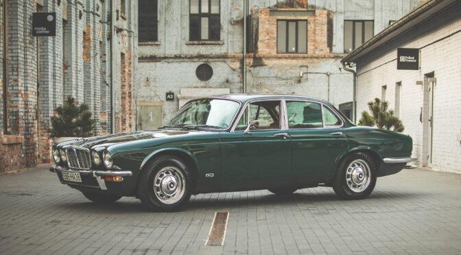 Jaguar XJ6 SWB S2 1973 – 48000PLN – Częstochowa