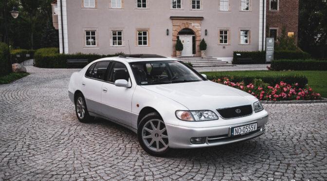 Lexus GS 300 1994 – 36900 PLN – Wrocław