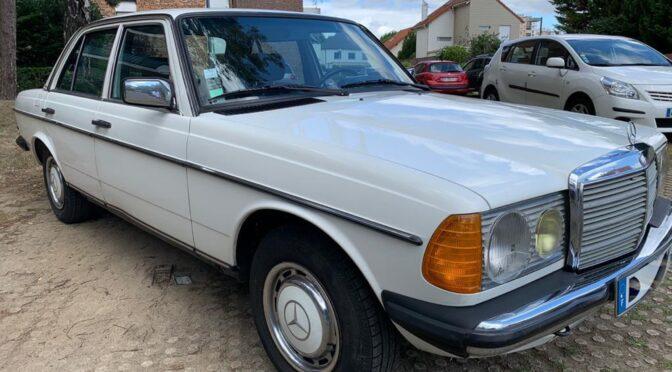 Mercedes 230E W123 1982 – 50000PLN – Łódź