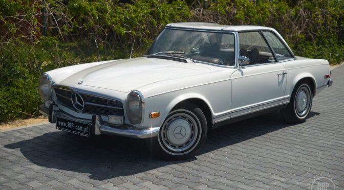 Mercedes 250 SL W113 Pagoda 1967 – SPRZEDANY