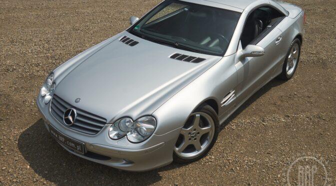 Mercedes SL 500 R230 2003 – 99000PLN – Dębe Wielkie