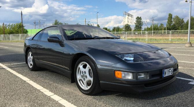 Nissan 300ZX Z32 1990 – SPRZEDANY