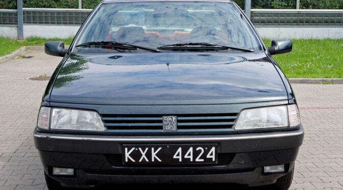Peugeot 405 1994 – 15000PLN – Katowice