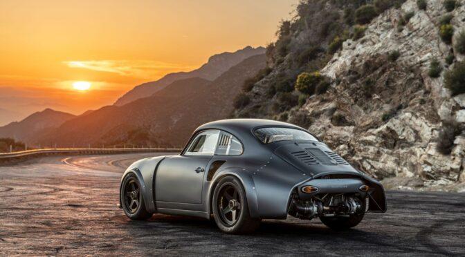 Porsche 356 RSR MOMO Outlaw 1960 – USA