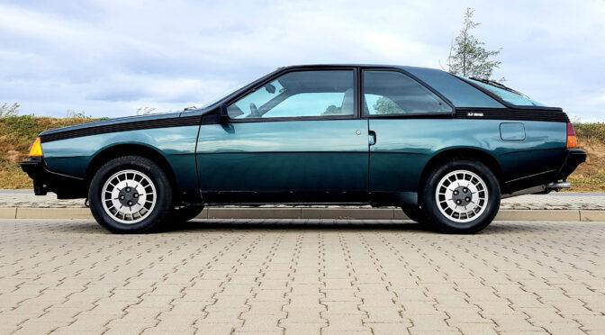 Renault Fuego GTX 1985 – 35000PLN – Śrem