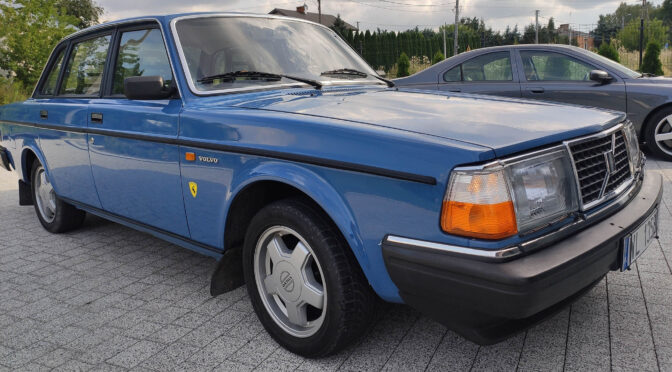 Volvo 240 1985 – 28900PLN – Tarczyn