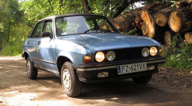 Austin Allegro 3 1981 – SPRZEDANY