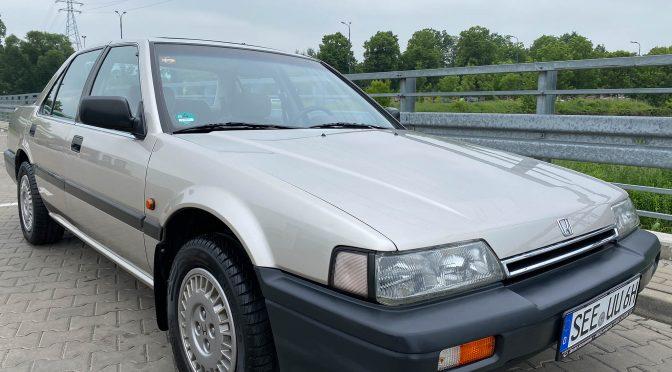Honda Accord 1987 – 18500PLN – Łódź