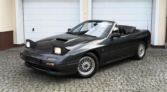 Mazda RX-7 Turbo Cabrio FC 1991 – 44444PLN – Starachowice