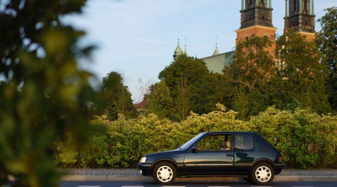 Peugeot 205 Gentry 1993 – 44000PLN – Poznań