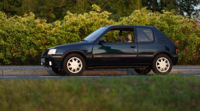 Peugeot 205 Gentry 1993 – SPRZEDANY