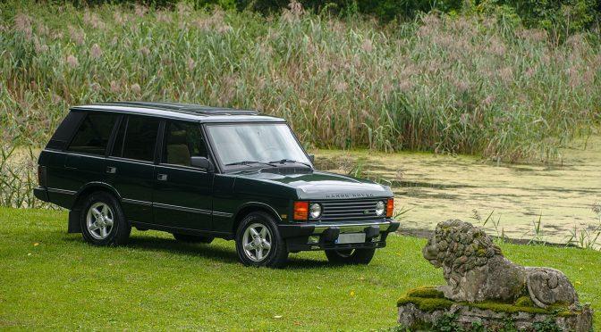Range Rover Classic County 1994 – 117500PLN – Warszawa