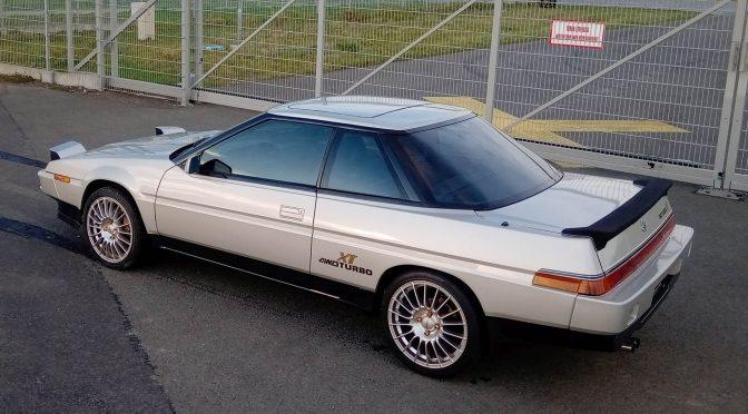 Subaru XT 4WD Turbo 1987 – SPRZEDANE