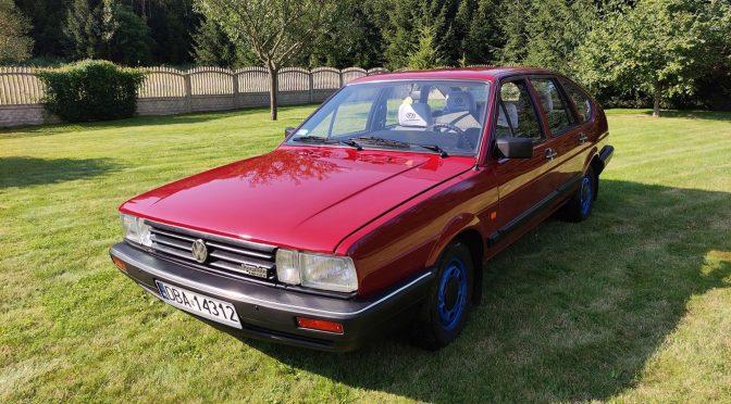 Volkswagen Passat B2 1986 – 24999PLN – Wałbrzych