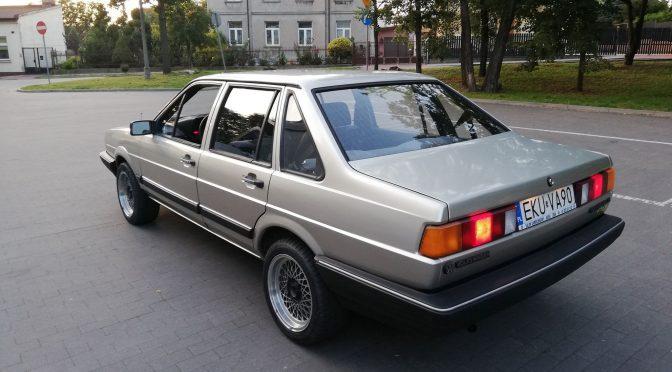 Volkswagen Santana 1985 – 12800PLN – Kutno