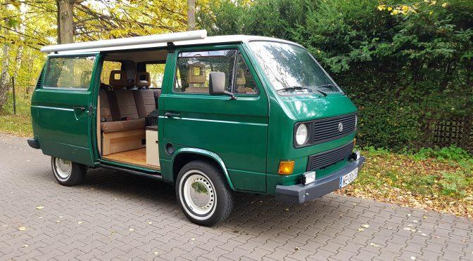 Volkswagen Caravelle T3 1984 – 48000PLN – Warszawa