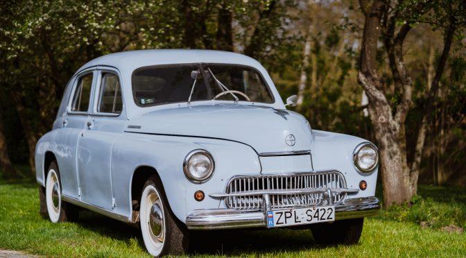 FSO Warszawa M-20 1958 – 75000PLN – Wałbrzych