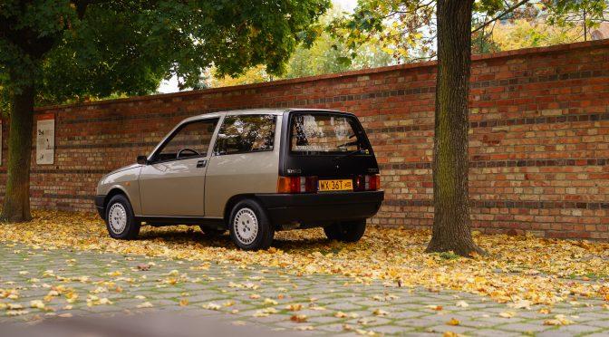 Autobianchi Y10 1986 – 12900PLN – Poznań