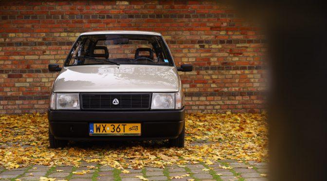 Autobianchi Y10 1986 – SPRZEDANE