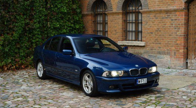 BMW 530i E39 2001 – REZERWACJA