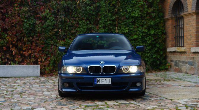 BMW 530i E39 2001 – 55000PLN – Poznań