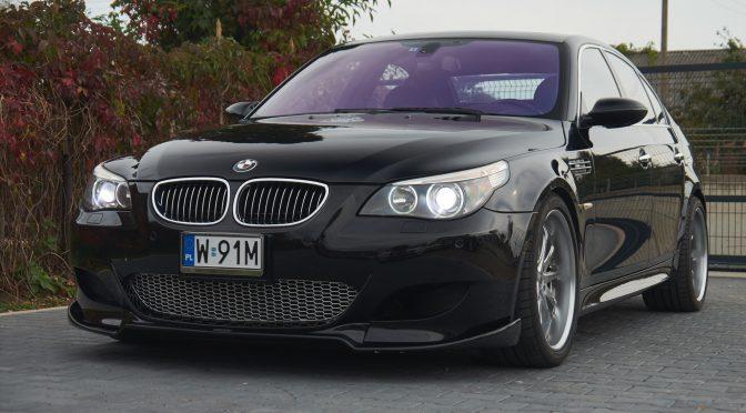 BMW M5 E60 2005 – 149000PLN – Dębe Wielkie