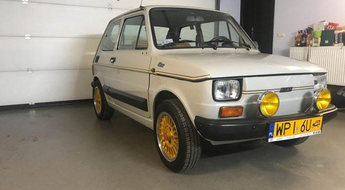 Fiat 126 Silver 1979 – 34900PLN – Wola Gołkowska