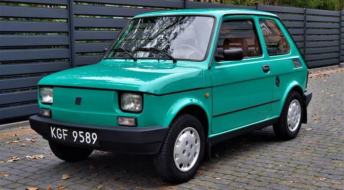 Fiat 126 el 1995 – SPRZEDANY