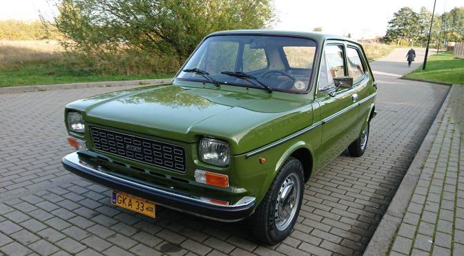 Fiat 127 Special 1975 – SPRZEDANY