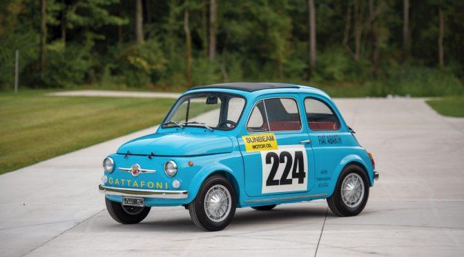 Fiat-Abarth 595 1965 – SPRZEDANY
